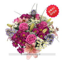 Bouquet of Cut Flowers